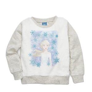 👧🏻NWT $44 Disney Frozen 2 sweater 3T, 6-7, 8-10